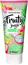 Profumi e cosmetici Krem do r№k Smoczy owoc - Farmapol Fruity Jungle Hand Cream