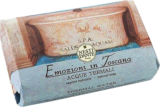 """Sapone """"Emozioni in Toscana"""" - Nesti Dante Acque Termali Soap"""