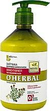 Profumi e cosmetici Condizionante per capelli colorati con estratto di timo - O'Herbal