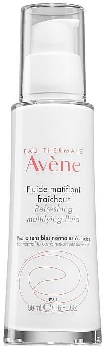Fluido opacizzante idratante - Avene Refreshing Mattifying Fluid