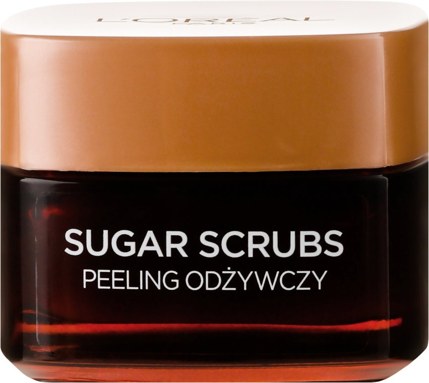 Scrub nutriente viso - L'Oreal Paris Sugar Scrubs — foto N2