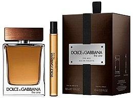 Profumi e cosmetici Dolce & Gabbana The One for Men - Set (edt/100ml + edt/10ml)