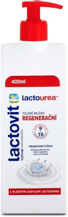 Lozione corpo rigenerante - Lactovit Body Milk