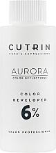 Profumi e cosmetici Agente ossidante 6% - Cutrin Aurora Color Developer