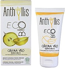 Profumi e cosmetici Crema viso idratante - Anthyllis Moisturizing Face Cream