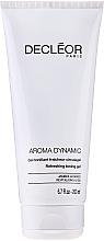 Profumi e cosmetici Gel piedi rinfrescante e tonificante - Decleor Pro Aroma Dynamic Refreshing Toning Gel