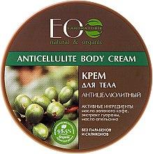 Crema corpo anticellulite - Eco Laboratorie Anticellulite Body Cream — foto N2