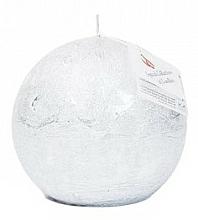Profumi e cosmetici Candela naturale, palla, 8 cm - Ringa Silver Glow Candle