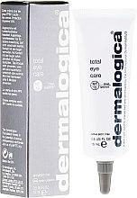 Profumi e cosmetici Crema complessa contorno occhi - Dermalogica Total Eye Care SPF 15
