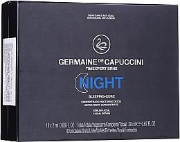 Profumi e cosmetici Complesso viso, da notte - Germaine de Capuccini Timexpert SRNS Night Sleeping-Cure