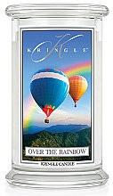 Profumi e cosmetici Candela profumata in vetro - Kringle Candle Over the Rainbow