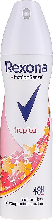 Deodorante-spray - Rexona Deodorant Spray Tropical