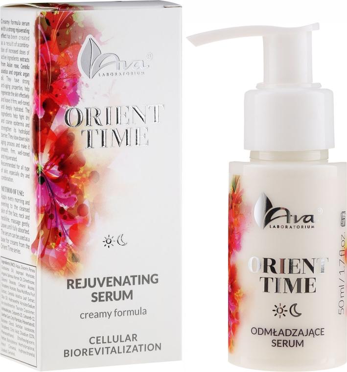 Siero viso ringiovanente - Ava Laboratorium Orient Time Skin Rejuvenating Serum