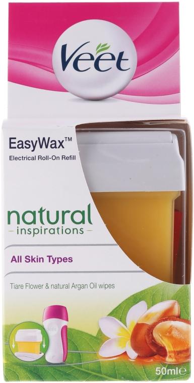 Cera depilatoria - Veet Easy Wax Natural Inspirations