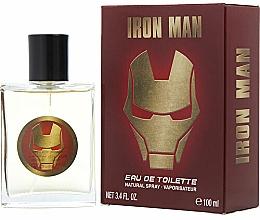 Profumi e cosmetici Air-Val International Marvel Iron Man - Eau de toilette