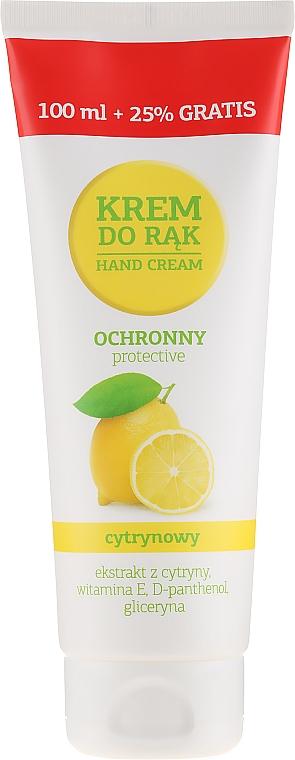 Crema protettiva al limone - VGS Polska Hand Cream