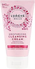 Profumi e cosmetici Crema viso detergente idratante - Lumene Moisturizing Cleansing Cream