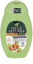 "Profumi e cosmetici Bagnoschiuma ""Mandorle e Cocco"" - Felce Azzurra BIO Almond&Coconut Shower Gel"