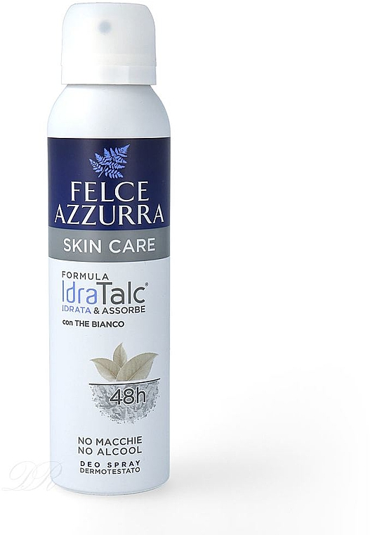 Deodorante antitraspirante - Felce Azzurra Deo Deo Spray Skin Care — foto N1