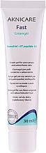 Profumi e cosmetici Crema gel per pelli soggette a seborrea e acne - Synchroline Aknicare Fast Cream Gel