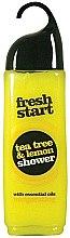 Profumi e cosmetici Gel doccia - Xpel Marketing Ltd Fresh Start Shower Gel Tea Tree & Lemon