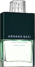 Profumi e cosmetici Armand Basi L'Eau Pour Homme Intense Vetiver - Eau de Toilette