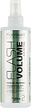 Profumi e cosmetici Spray volumizzante - Kosswell Professional Dfine Flash Volume