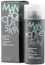 Profumi e cosmetici Gel detergente viso rinfrescante - Dr. Spiller Manage Your Skin Refreshing Facial Cleanser