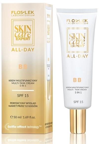 BB Crema multifunzionale - Floslek Skin Care Expert All-Day BB Cream