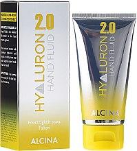 Profumi e cosmetici Balsamo fluido per le mani - Alcina Hyaluron 2.0
