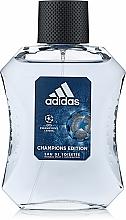 Profumi e cosmetici Adidas UEFA Champions League Champions Edition - Eau de toilette