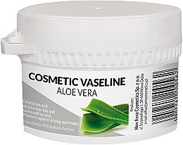 Profumi e cosmetici Crema viso - Pasmedic Cosmetic Vaseline Aloe Vera