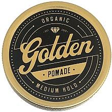 Profumi e cosmetici Pomata per lo styling dei capelli - Golden Beards Golden Pomade