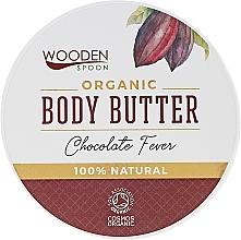 """Profumi e cosmetici Burro corpo """"Chocolate Fever"""" - Wooden Spoon Chocolate Fever Body Butter"""