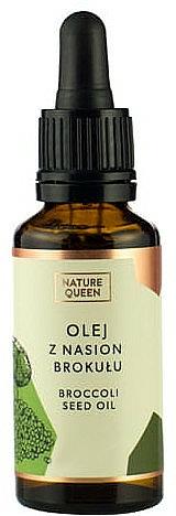 Olio di semi di broccoli cosmetico - Nature Queen Broccoli Seed Oil
