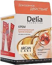 Crema antirughe all'olio di argan e al coenzima Q10 - Delia Argan Care Cream — foto N1