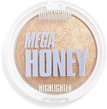 Profumi e cosmetici Illuminante viso - Makeup Obsession Mega Honey Highlighter