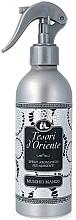 Profumi e cosmetici Deodorante per ambienti al muschio bianco, spray - Tesori d`Oriente Muschio Bianco
