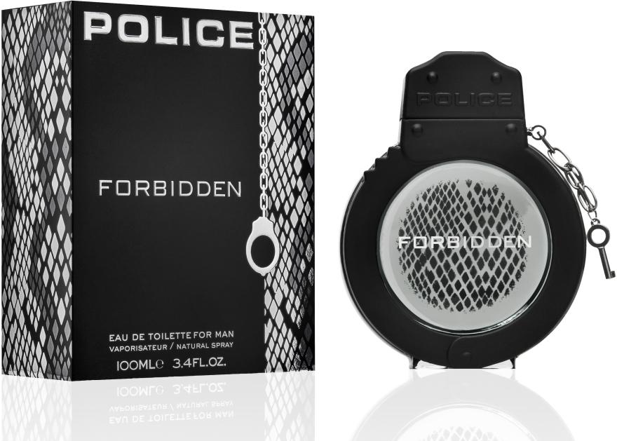 Police The Sinner Forbidden For Man - Eau de toilette  — foto N2