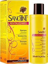 Profumi e cosmetici Shampoo rivitalizzante - Sanotint Shampoo