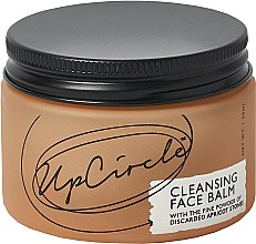 Profumi e cosmetici Balsamo detergente viso - UpCircle Cleansing Face Balm With Apricot Powder
