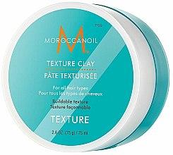 Profumi e cosmetici Argilla testurizzata per capelli - Moroccanoil Texture Clay