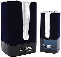 Profumi e cosmetici Al Haramain Opulent Sapphire - Eau de Parfum