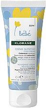 Profumi e cosmetici Crema nutriente - Klorane Baby Nourishing Cream with Cold Cream