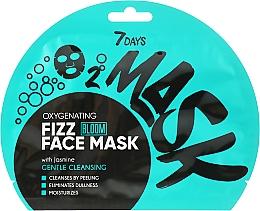 Profumi e cosmetici Maschera viso effervescente all'ossigeno - 7 Days Bloom Gentle Cleansing Mask