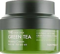Profumi e cosmetici Crema all'estratto di tè verde - Tony Moly The Chok Chok Green Tea Watery Cream