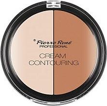 Profumi e cosmetici Palette contouring - Pierre Rene Cream Contouring