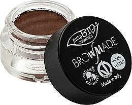 Profumi e cosmetici Pomata per sopracciglia - PuroBio Cosmetics BrowMade Brow Pomade