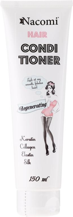 Condizionante rigenerante per capelli - Nacomi Regenerating Conditioner