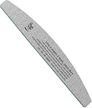 Profumi e cosmetici Lima per unghie bilaterale 100/180 - Peggy Sage 2-way Washable Half-Moon Nail File
